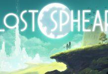 Lost Sphear Logo