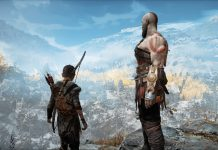 God of War Montagne 1