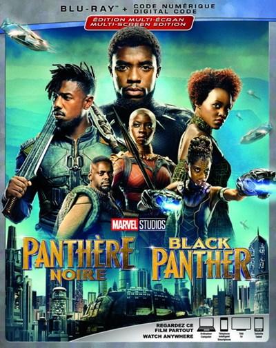 Pochette de Black Panther