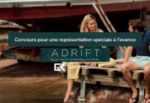 Adrift - concours