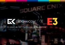 E3 - Square Enix