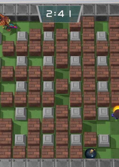 Super Bomberman R - Planche 2