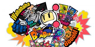 Super Bomberman R - Titre