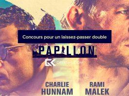 PAPILLON - concours