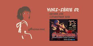 Hors-Série numéro 2 anime-moi
