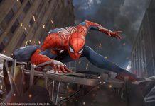 Marvel's Spider-Man - Titre
