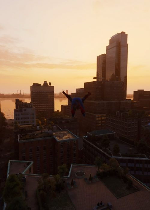 Marvel's Spider-Man - Buildings