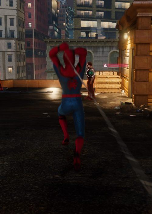 Marvel's Spider-Man - Combat 1