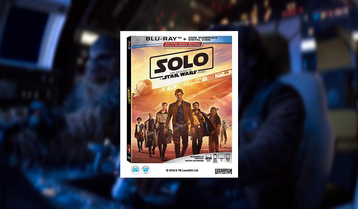 Solo - Blu-Ray