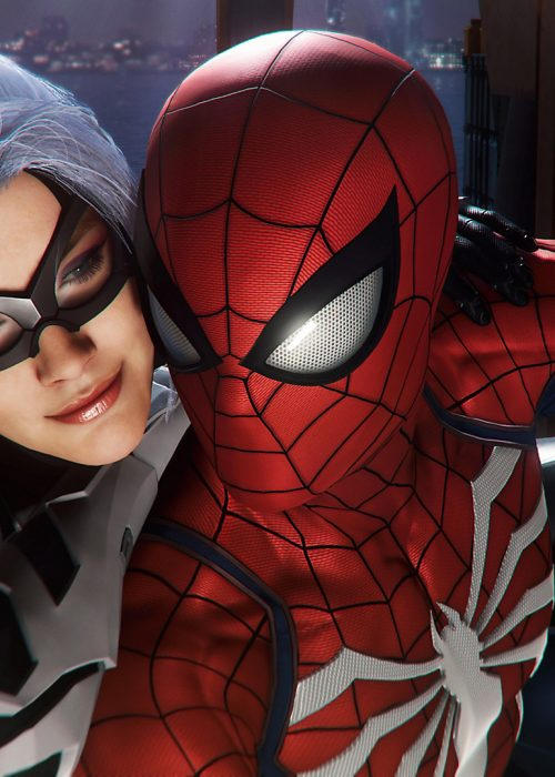 Marvel's Spider-Man - Spider-Man & Black Cat