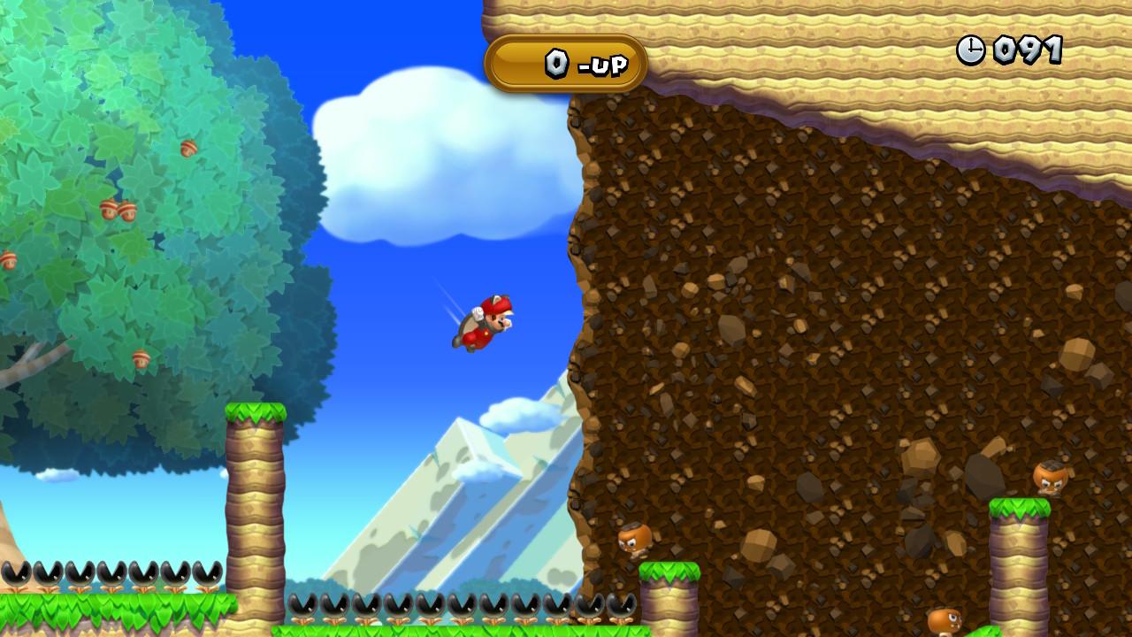 New Super Mario Bros. U Deluxe - Défis 2
