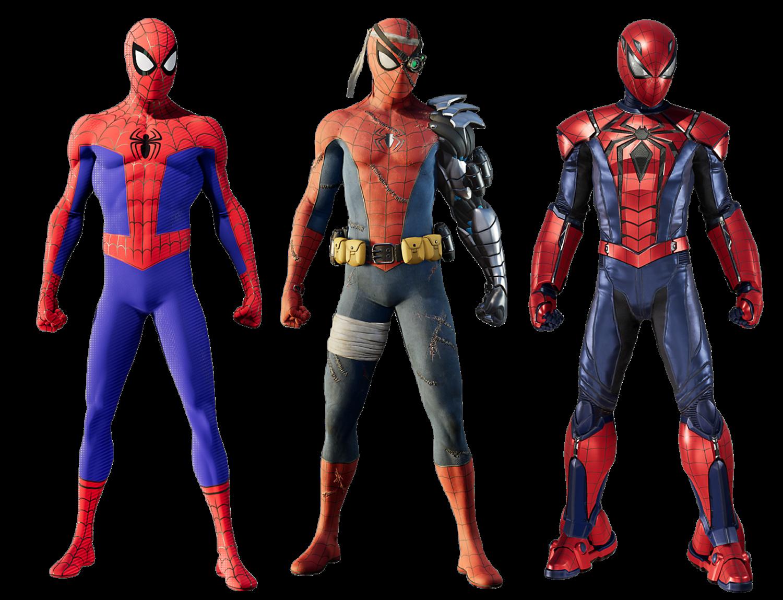 Marvel's Spider-Man - Costumes
