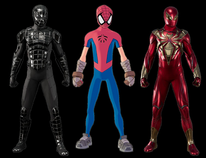 Spider-Man: Turf Wars - Costume