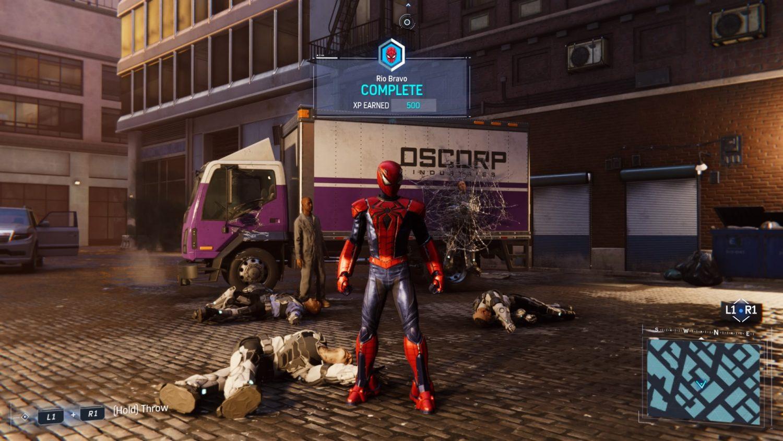 Marvel's Spider-Man - Histoire 1