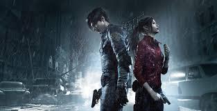 Test Resident Evil 2
