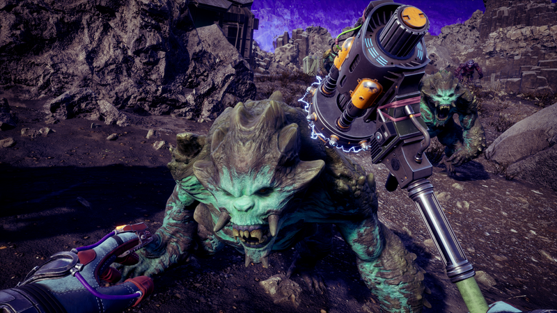 The Outer Worlds Creature