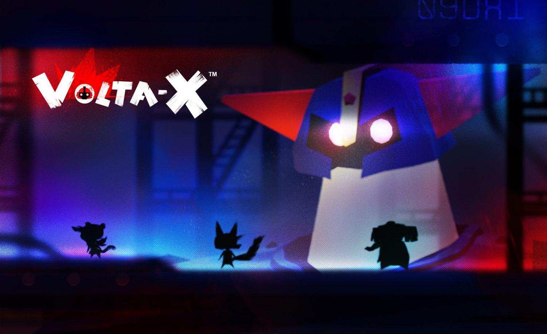Volta-X Animaux et Robots