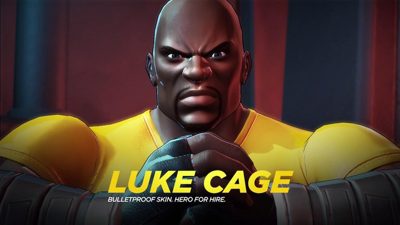 Marvel Ultimate Alliancce 3 Luke Cage