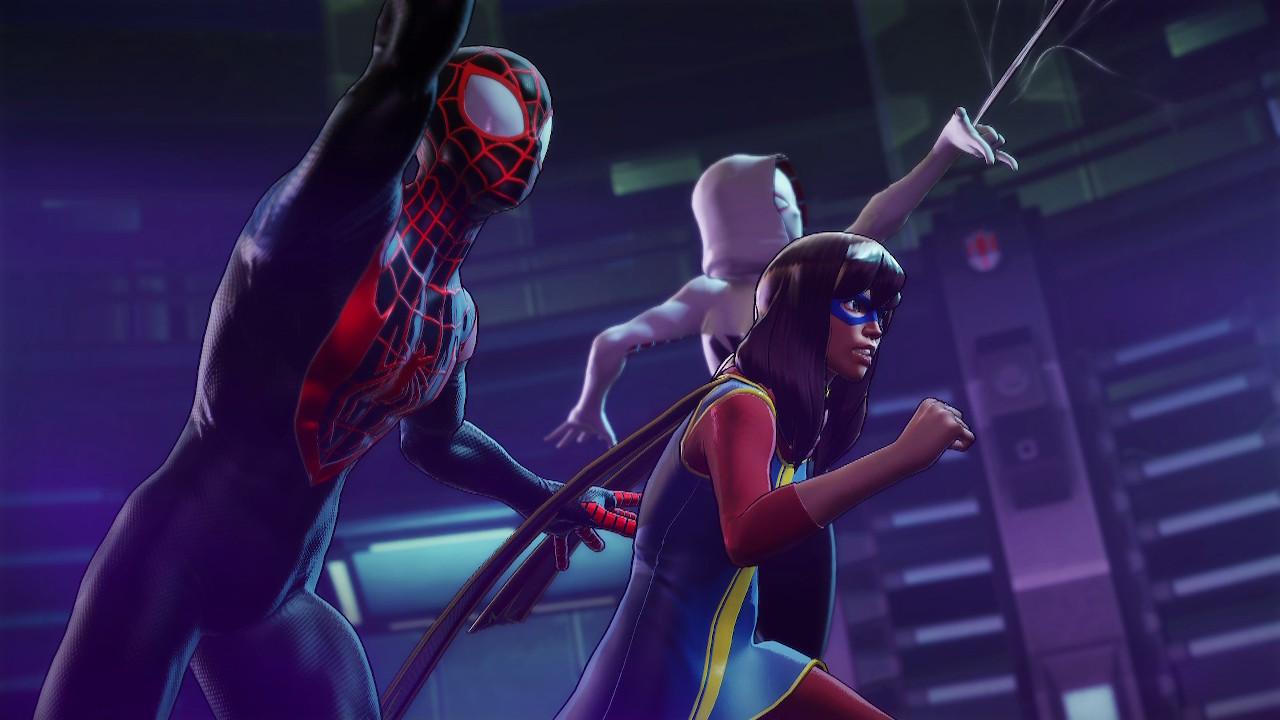 Marvel Ultimate Alliance 3 Spider-Gwen
