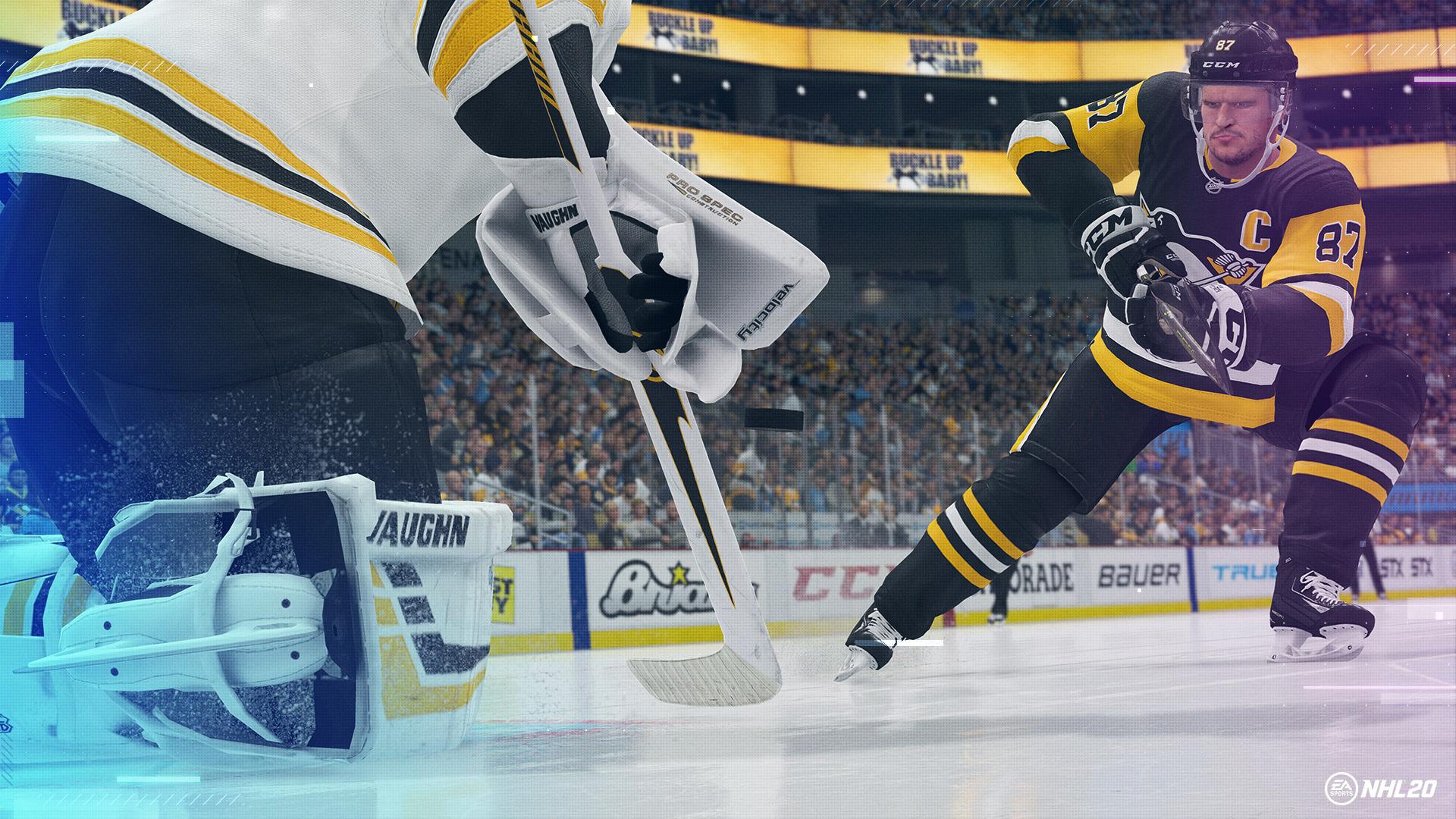 NHL 20 Crosby
