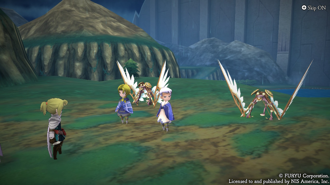 The Alliance Alive Fly
