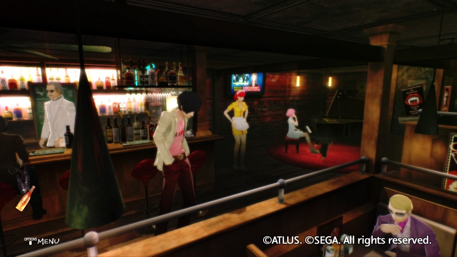 Catherine: Full Body - Stray Sheep 2
