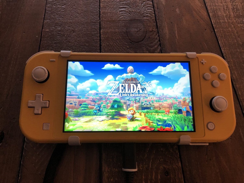 Événement Switch Lite - Zelda 1