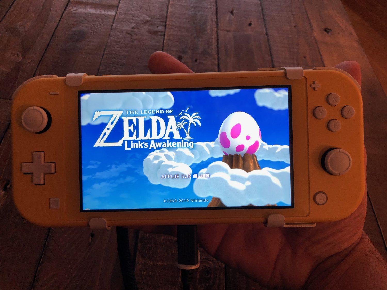 Événement Switch Lite - Zelda 2