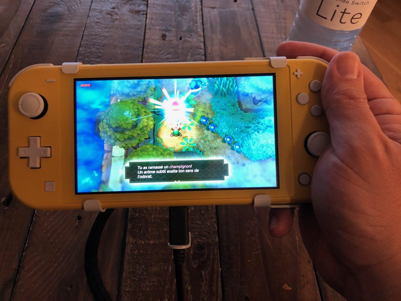 Événement Switch Lite - Zelda 3