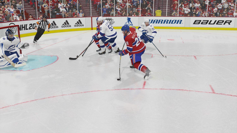 NHL 20 Flex Stick