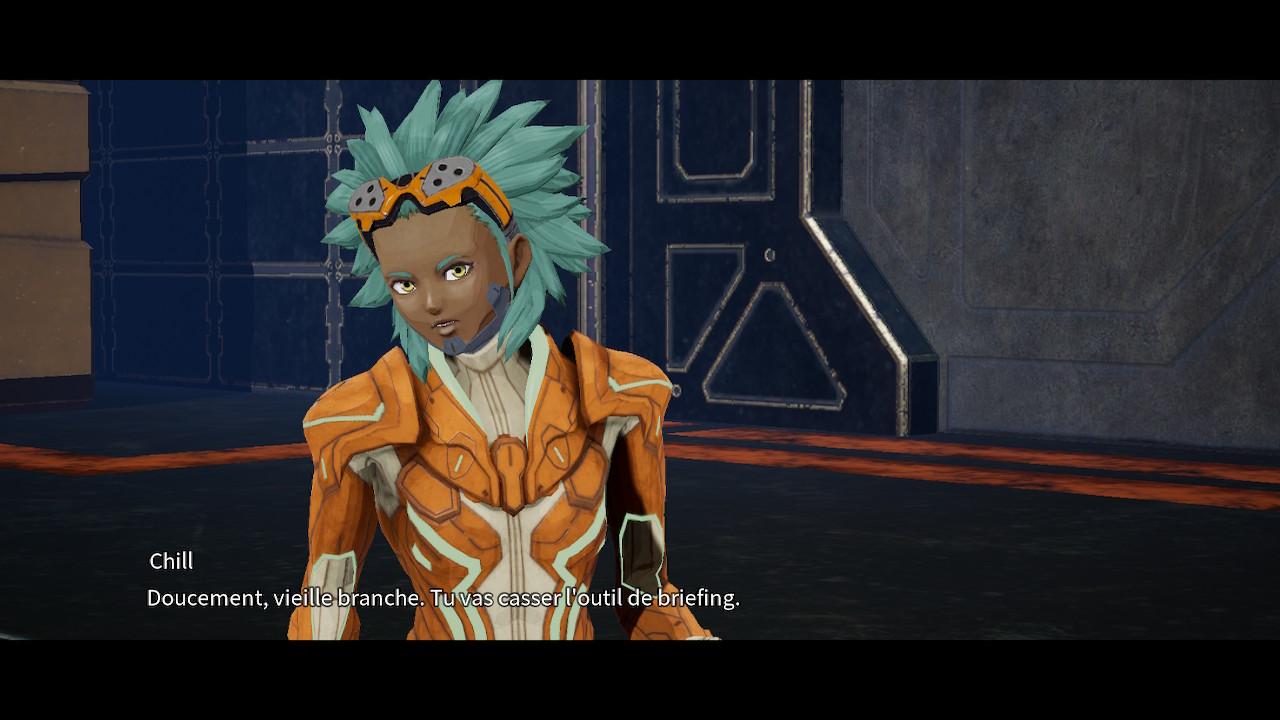 DaemonXMachina - Dialogues 1