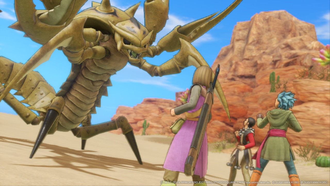 Dragon Quest XI Monstre