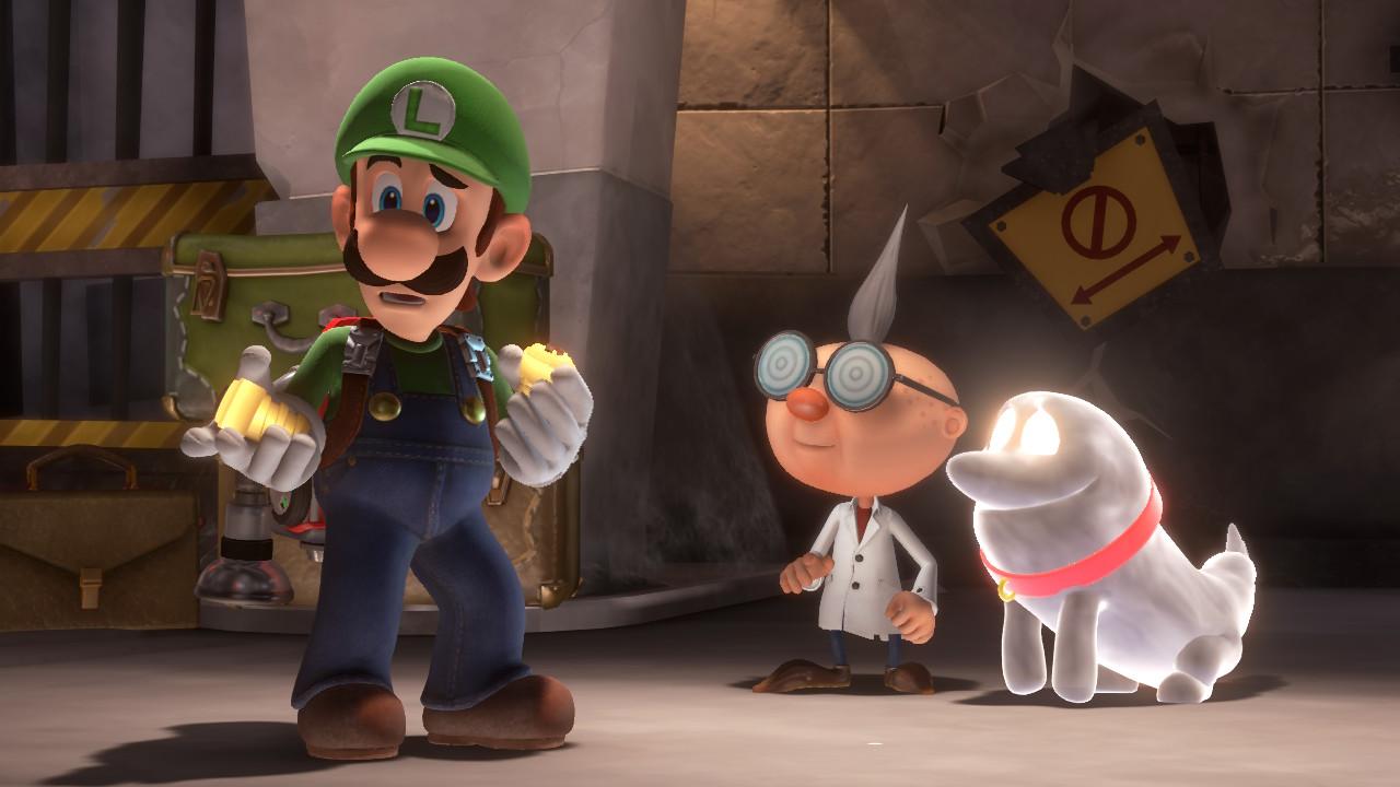 Luigi's Mansion 3 K.Tastroff