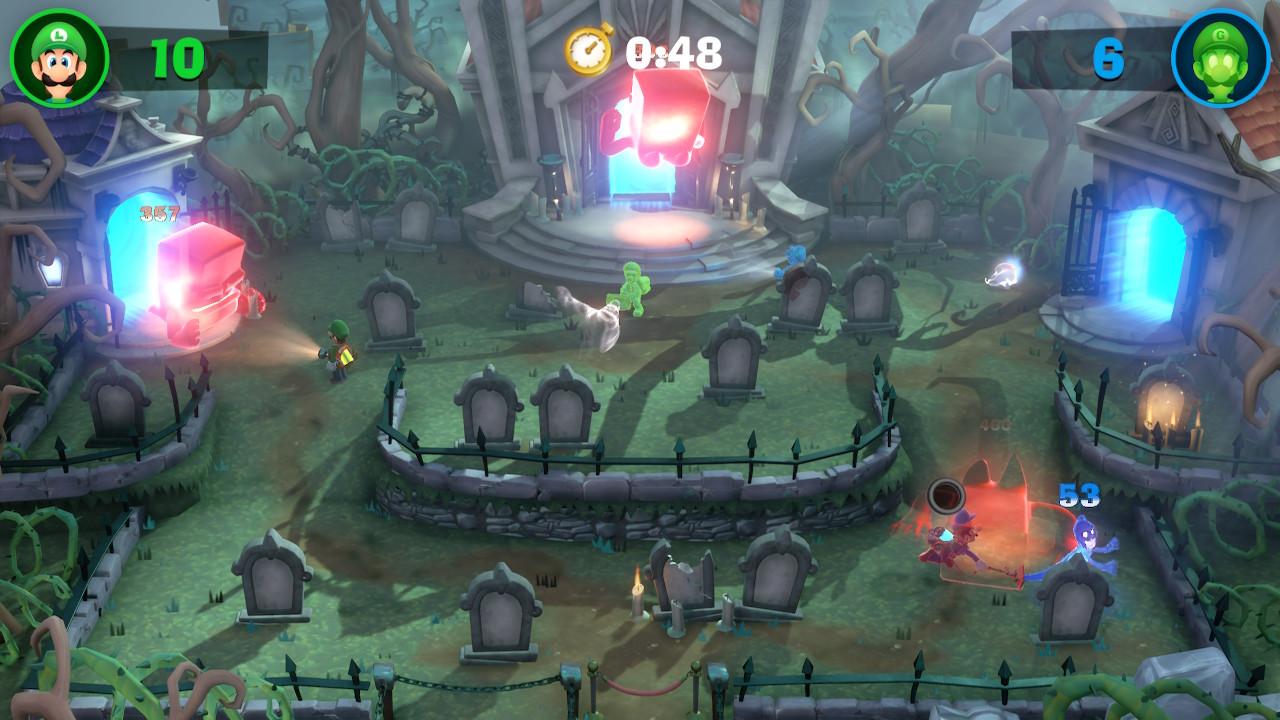 Luigi's Mansion 3 multijoueur 3