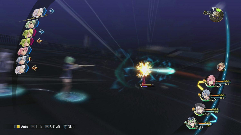 Trails of Cold Steel III combat