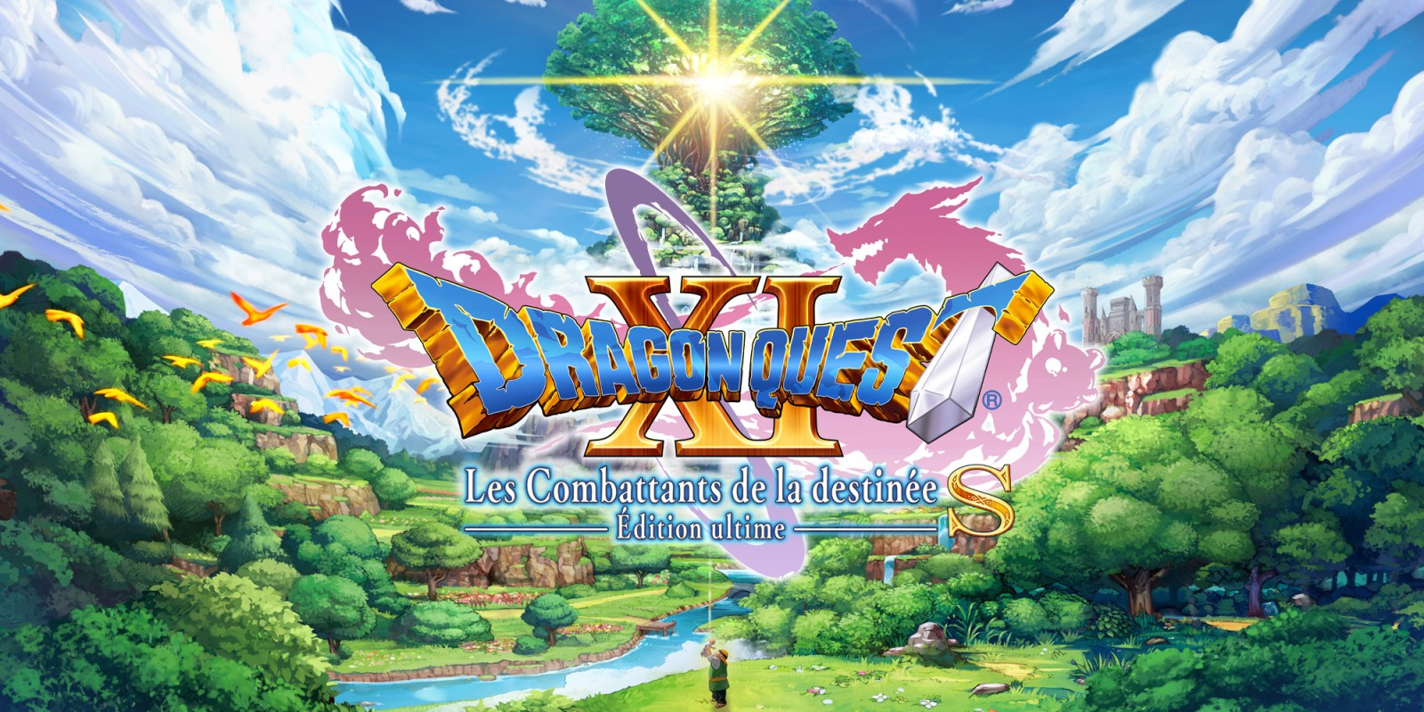 Dragon Quest XI S Cover