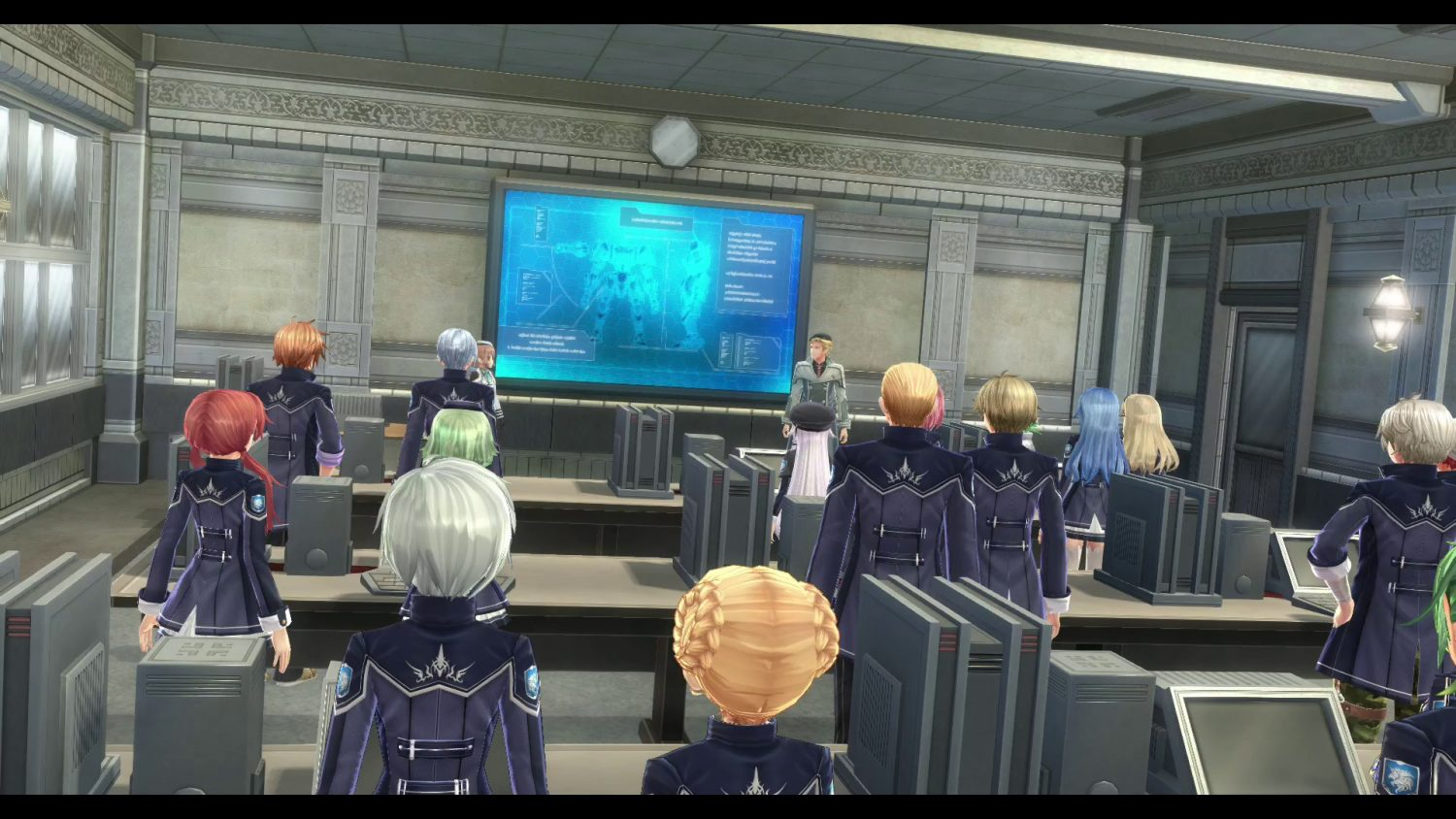 Trails of Cold Steel Thor Academy