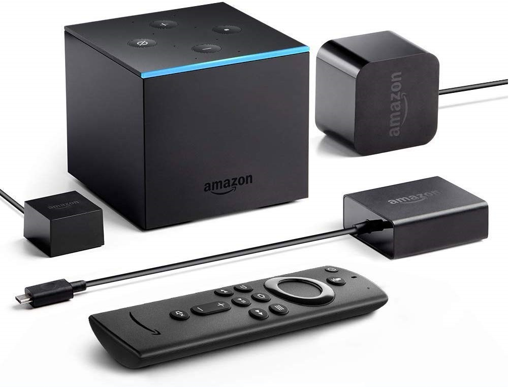 Fire TV Cube kit