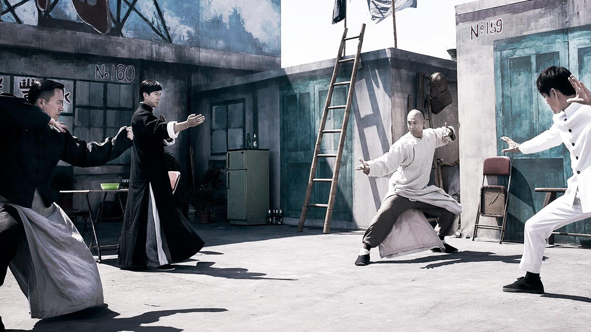 Kung Fu League