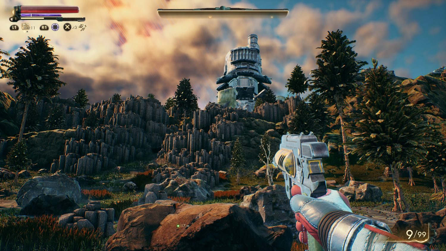 The Outer Worlds visuel