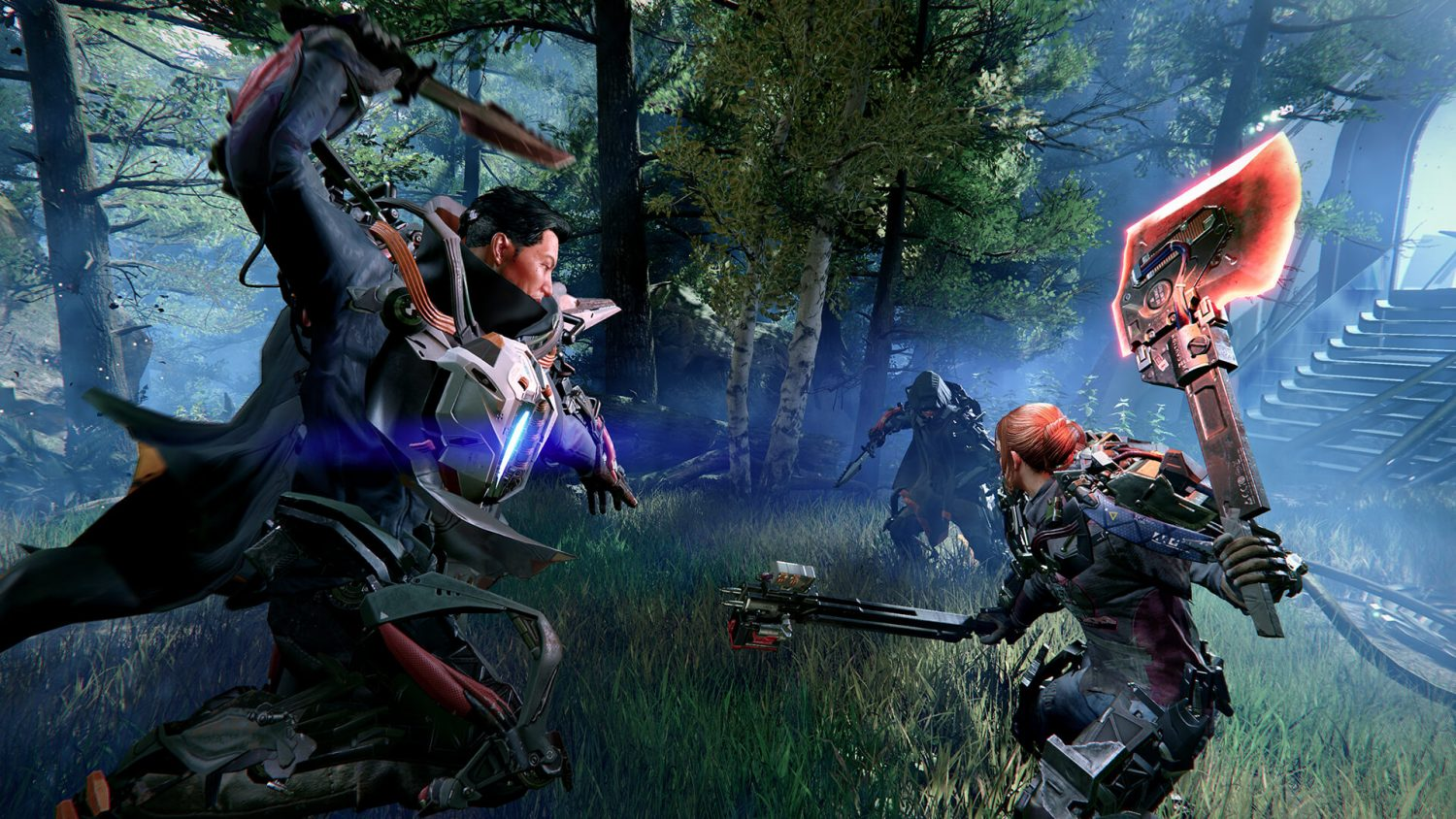 The Surge 2 one on one