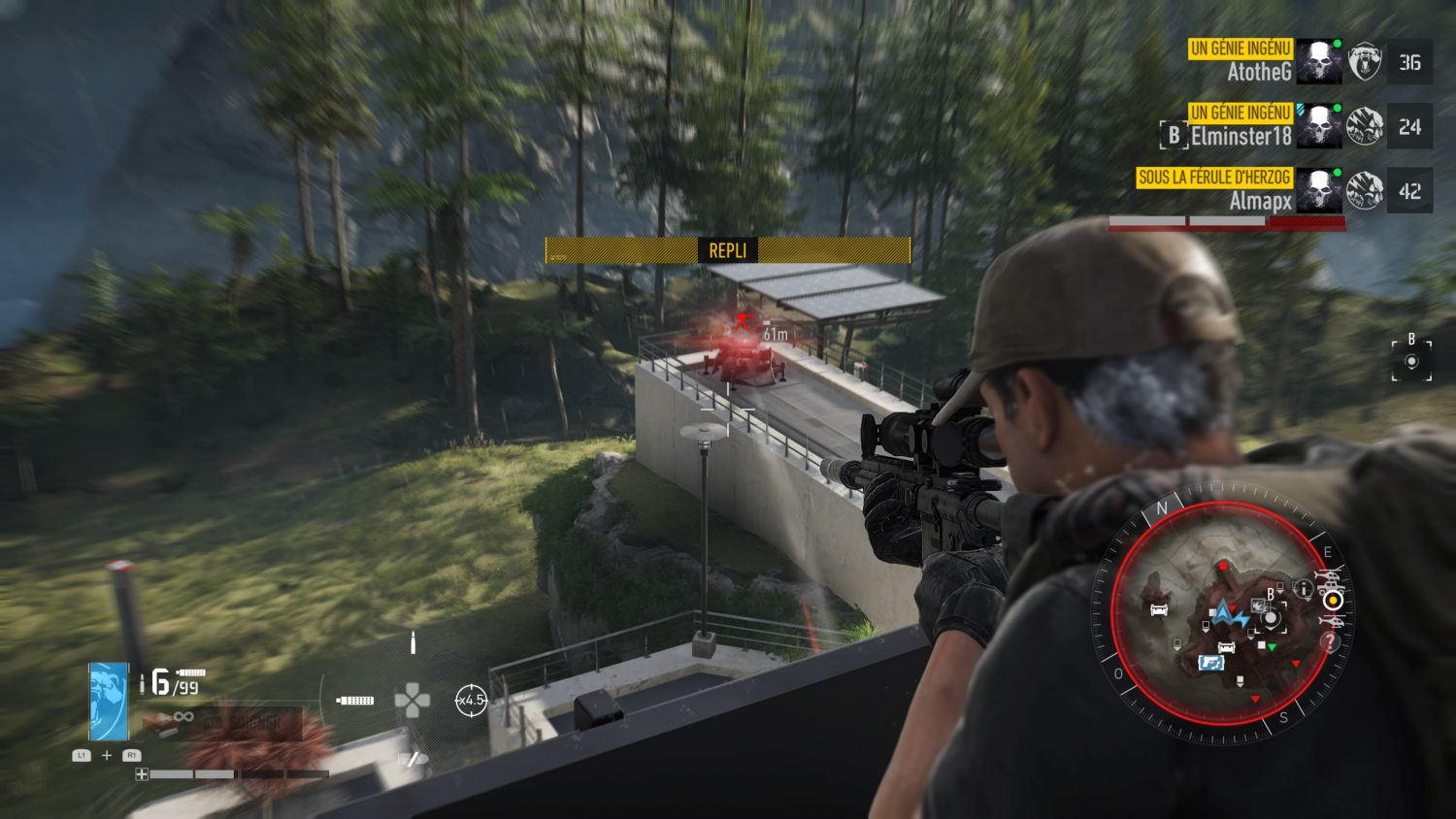Ghost Recon Breakpoint drone
