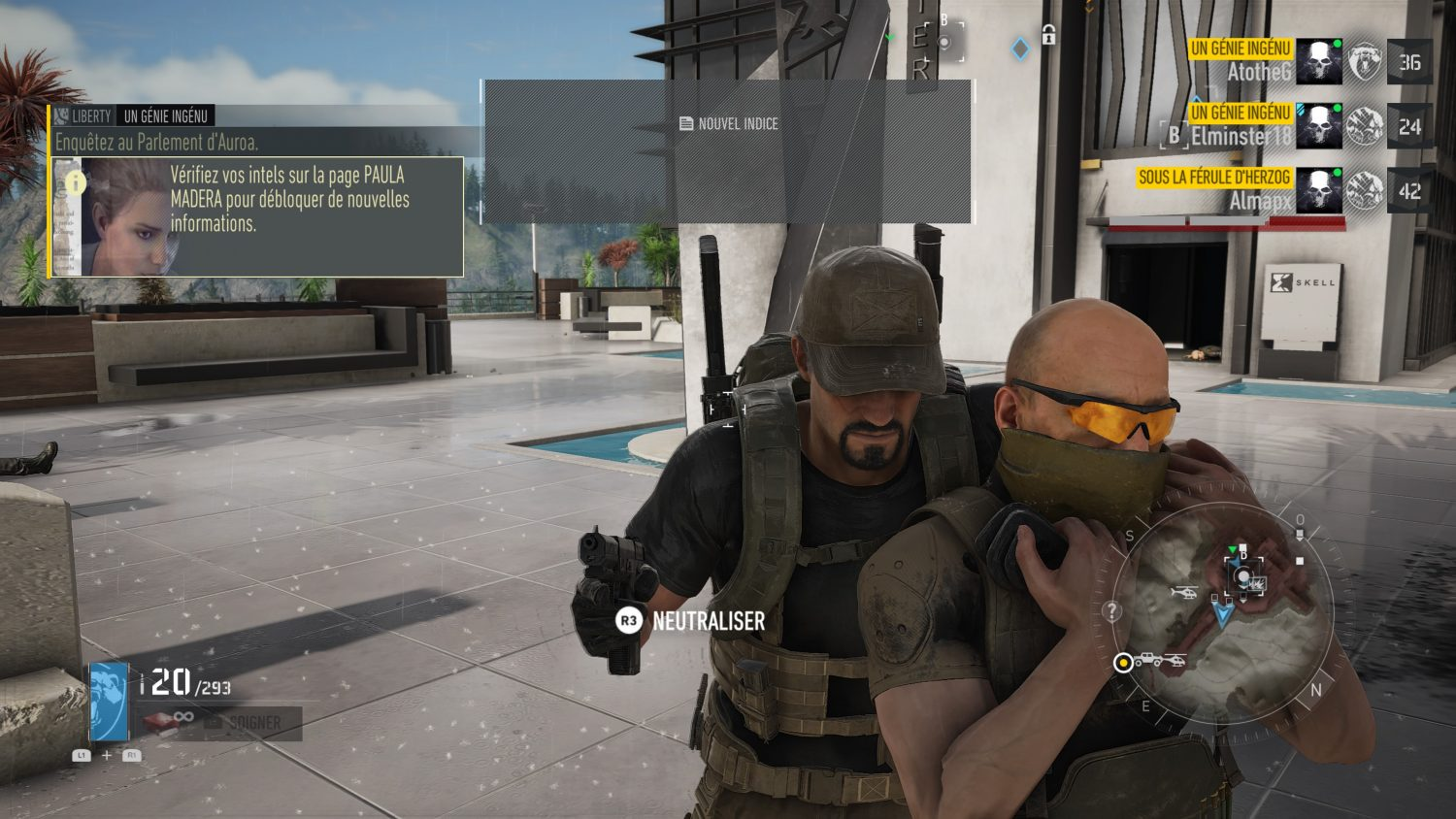 Ghost Recon Breakpoint Menace
