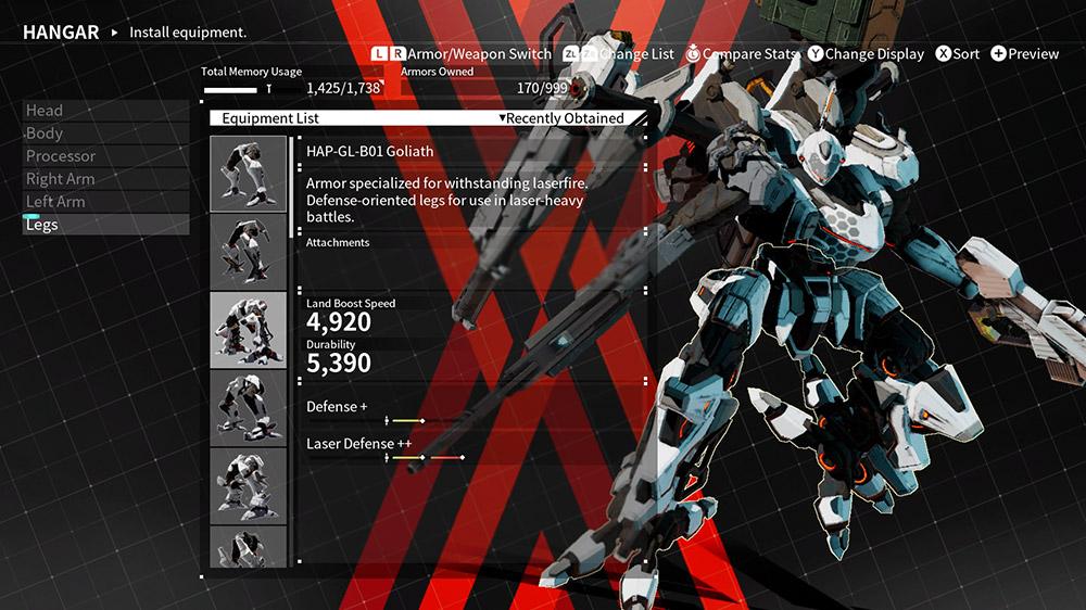 DaemonXMachina - Arsenal
