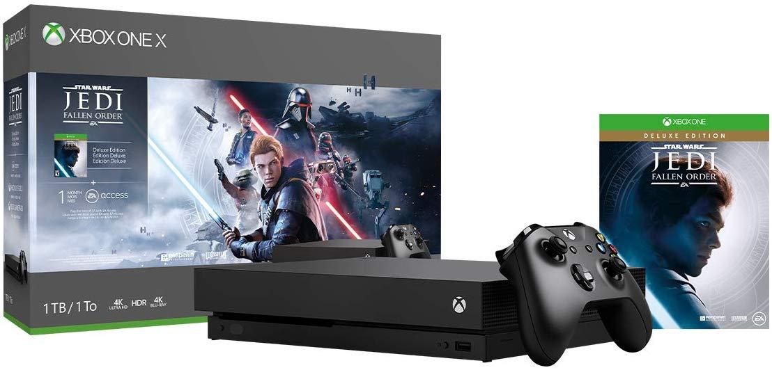 Fêtes 2019 Xbox One X