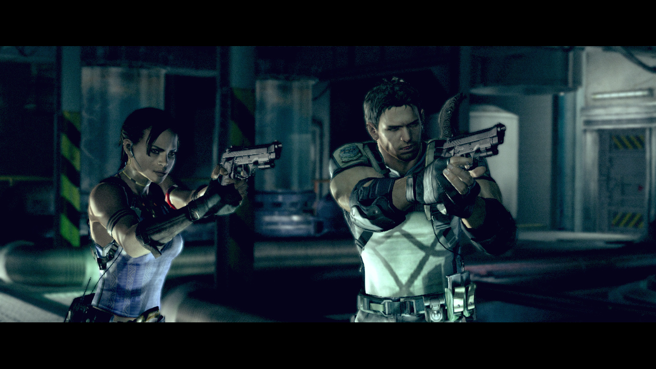 Resident Evil 5 Switch Chris et Sheva