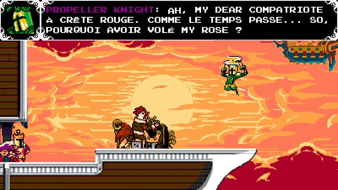 King of Cards Propeller Knight