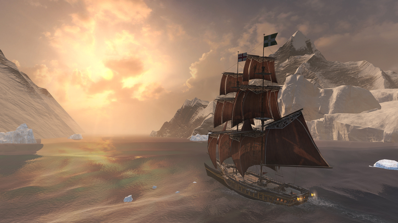 Assassin's Creed: The Rebel Collection Boat