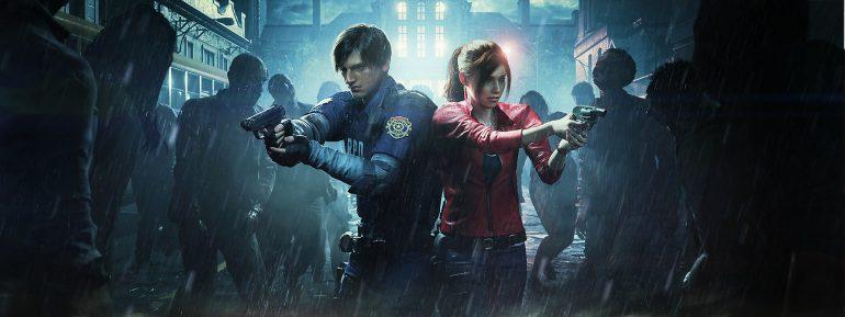 TOP 10 Resident Evil 2