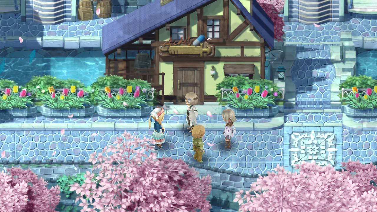 Rune Factory 4 Special Village